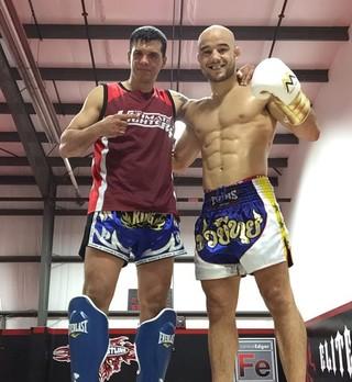 Marlos Moraes, MMA (Foto: Reproduçãol/ Facebook)