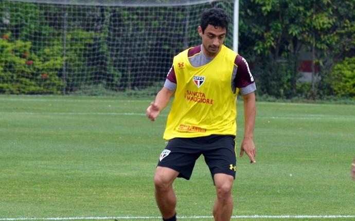Daniel São Paulo (Foto: Erico Leonan - site oficial do São Paulo FC)