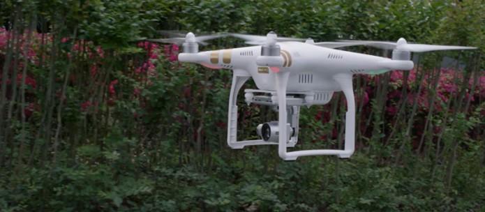 Alguns drones mais novos já captam imagem com resolução 4K (Foto: Reprodução/Youtube)