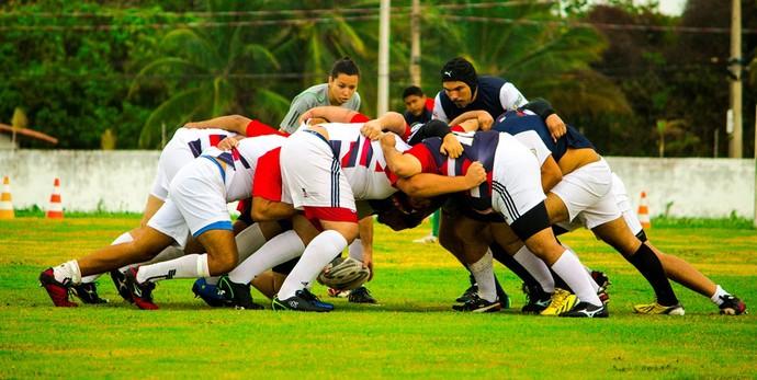 Maranhão rúgbi (Foto: Thiago Drumond/Maranhão Rugby)