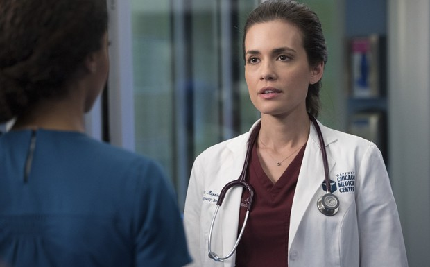 "Chicago Med - ""Thesues' Ship"" (13Ep2T)"