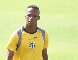 Tinga atou em apenas cinco partidas no Vovô (Foto: Divulgação / CearaSC.com)