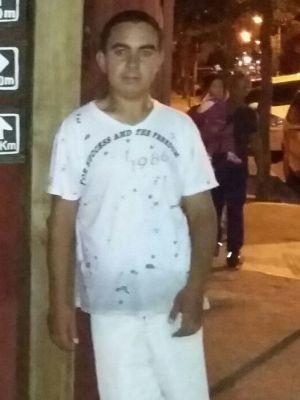 Jovem estava internado em Pardinho (Foto: Reprodução / TV TEM)