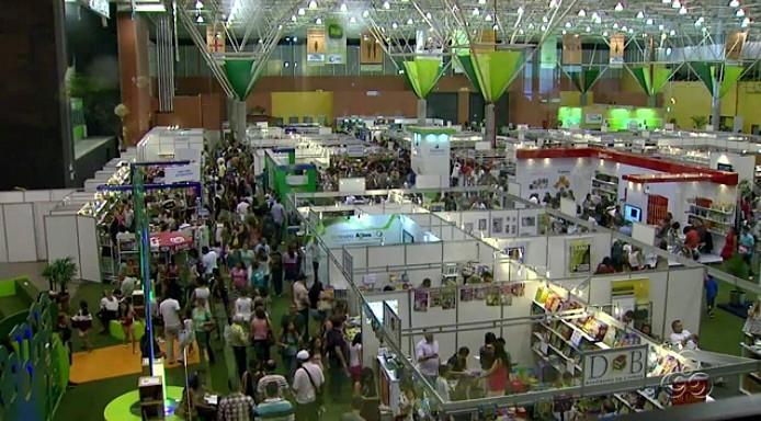 1ª Primeira Bienal do Livro Amazonas (Foto: Bom dia Amazônia)