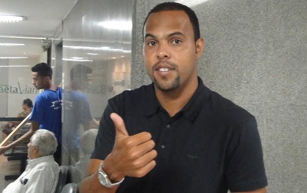 alecsandro atletico-mg (Foto: Gabriel Medeiros/Globoesporte.com)