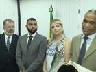 Posse de prefeitos, vices e vereadores altera composição na Alba