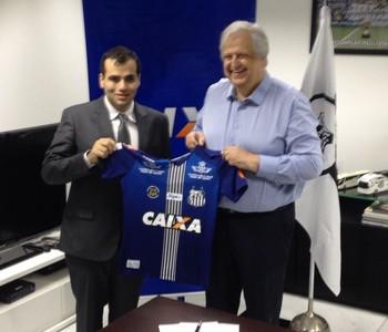 Santos Caixa  (Foto: Divulgação )