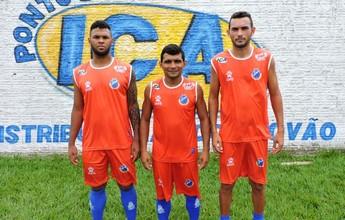 Penarol anuncia mais quatro reforços para a Série B do Amazonense