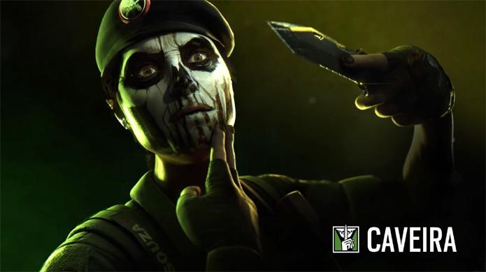 Rainbow Six Siege ganha operadores Capitão e Caveira do BOPE em nova atualização (Foto: Reprodução/YouTube)