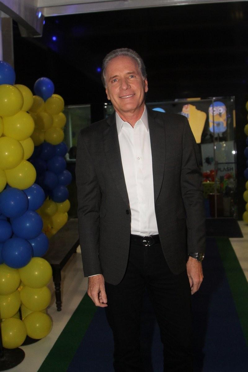 Roberto Justus (Foto: Thiago Duran / Agnews)