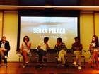 Elenco de 'Serra Pelada' se reúne para apresentar série com 4 episódios