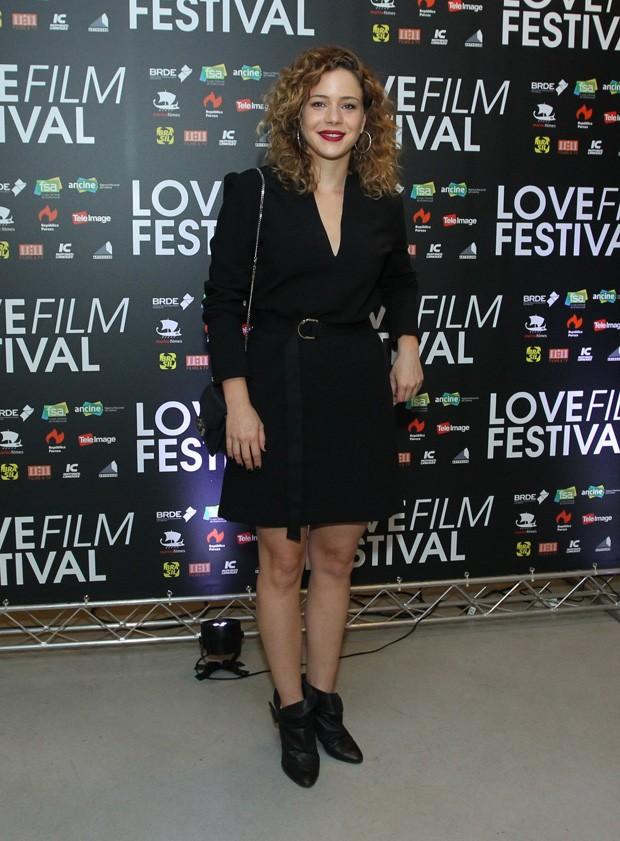 Leandra Leal (Foto: Marcello Sá Barretto/AgNews)