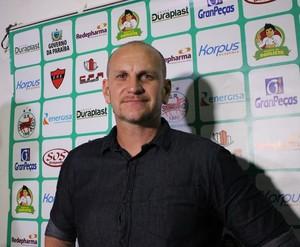 Luciano Silva, Serrano-PB (Foto: Geovanna Teixeira / GloboEsporte.com)