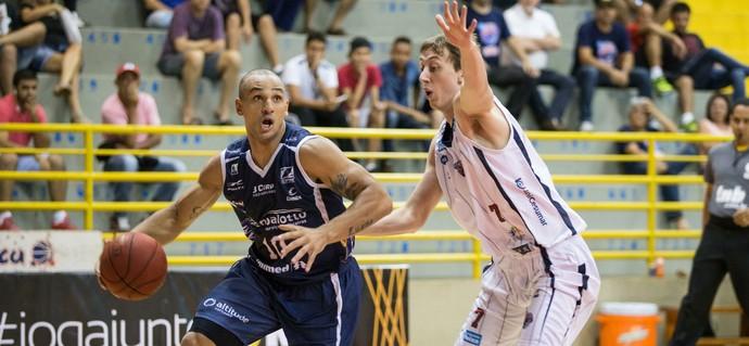 Franca x Bauru Novo Basquete Brasil (Foto: Caio Casagrande / Bauru Basket)