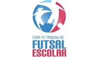Acesse a página especial da Copa de Futsal Escolar (Arte / TV Tribuna)