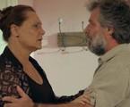 Elizabeth Savala e Leopoldo Pacheco | Reprodução