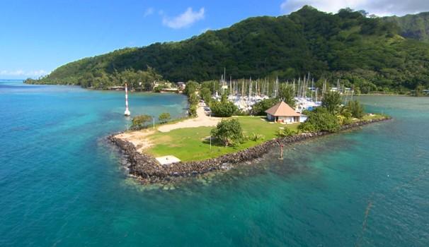 Terra da Gente visita os cenários paradisíacos da Polinésia Francesa (Foto: Reprodução / EPTV)