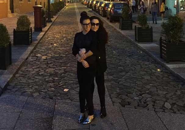 Leticia Lima e Ana Carolina (Foto: Reprodução/Instagram)