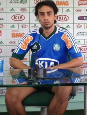 Valdivia Palmeiras (Foto: Marcelo Prado / globoesporte.com)