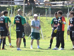 Alexandre Barroso técnico Juventude (Foto: Edgar Vaz/ Divulgação Juventude)