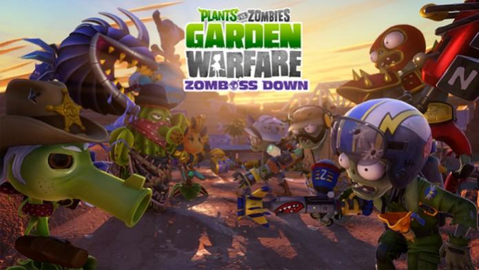 Plants vs Zombies: Garden Warfare para PC trará todos os DLCs lançados até o momento. (Foto: Divulgação) (Foto: Plants vs Zombies: Garden Warfare para PC trará todos os DLCs lançados até o momento. (Foto: Divulgação))