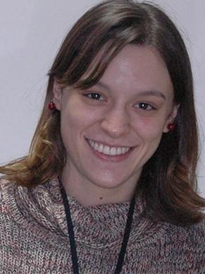 Pesquisadora Carline Borsoi (Foto: Divulgação/ LNBio)