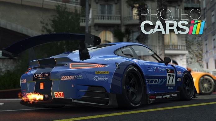 Project CARS terá mais de 70 carros no lançamento (Foto: Divulgação)