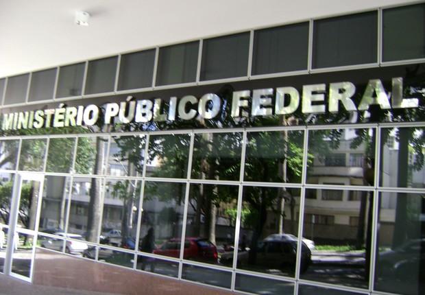 Entrada do Ministério Público Federal (MPF) em Brasília (Foto: Wikimedia Commons/Wikipedia)