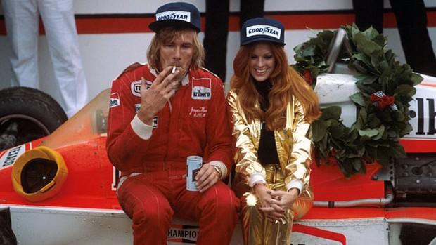 James Hunt GP do Japão 1976 campeão (Foto: Divulgação)