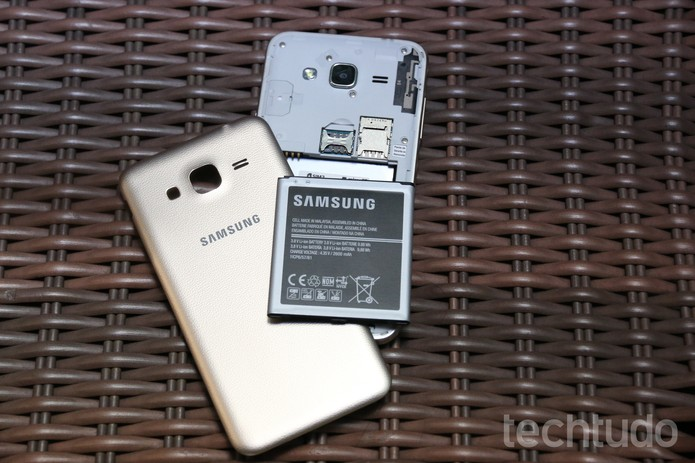 Review Galaxy J3 | TechTudo