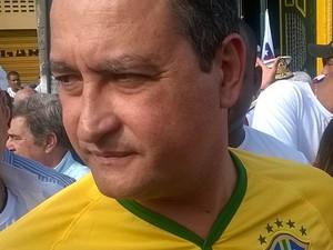 Rui Costa (Foto: Henrique Mendes/G1 Bahia)