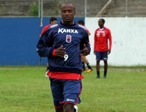 Reinaldo, novo atacante do Paraná Clube (Foto: Divulgação / Site oficial do Paraná Clube)