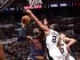 Em baixa, Cavs levam atropelo dos Spurs e perdem a liderança do Leste