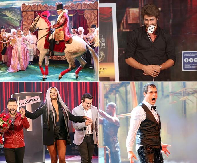 'Truque Vip' foi puro sucesso na estreia da segunda temporada (Foto: Carol Caminha / Gshow)