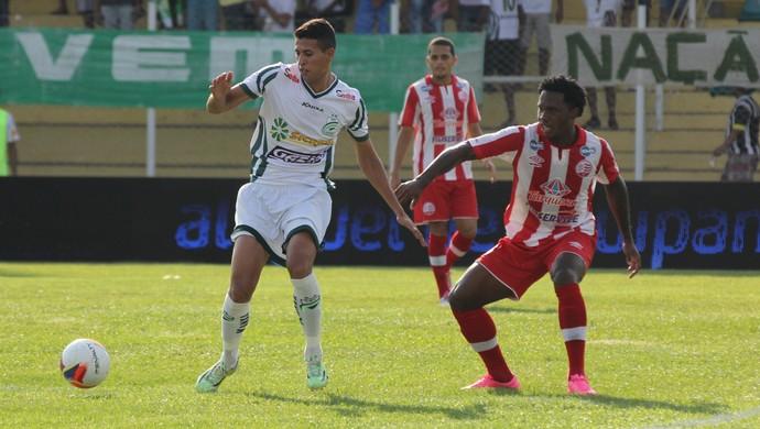 Luverdense, Náutico, Série B, Passo das Emas (Foto: Maico Gaúcho/Luverdense Esporte Clube)