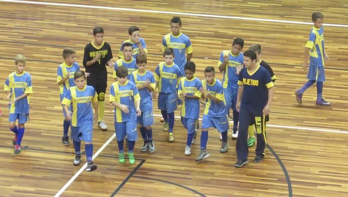 73285dbbb1b59 Copa TV Tribuna de Futsal Escolar 2016 (Foto  Antonio Marcos) Objetivo ...