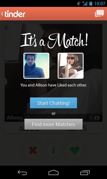 tinder app download intimmassage bilder