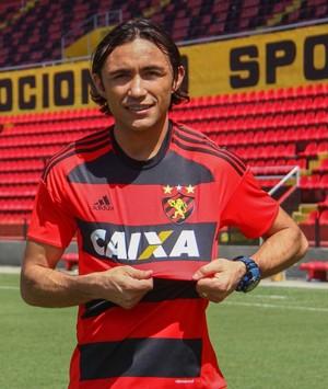 Apodi (Foto: Williams Aguiar/Sport Club do Recife)