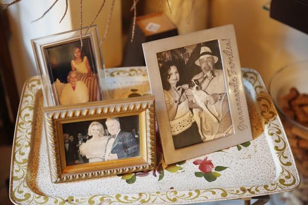Detalhes da casa de Rosamaria Murtinho e Mauro Mendonça (Foto: Marcos Serra Lima / EGO)