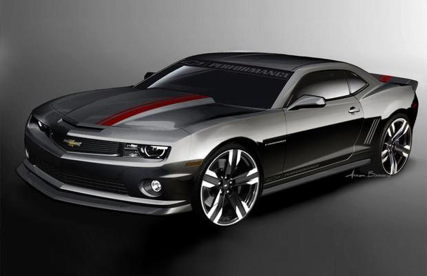 Chevrolet Camaro SS Performance (Foto: Chevrolet Performance)