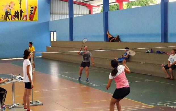 Badminton amazonas 1 (Foto: FABm/Divulgação)