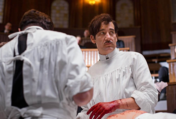 clive owen - the knick