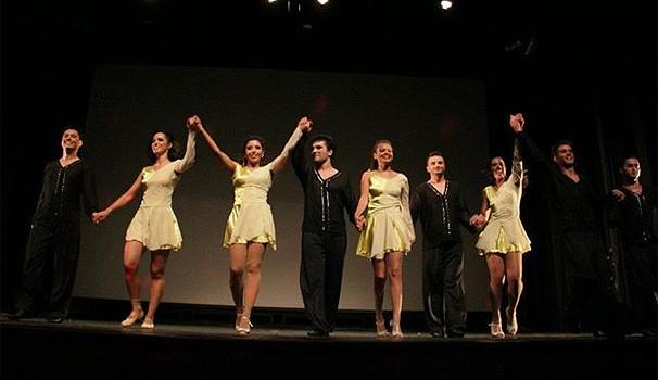 Entrepassos Londrina (Foto: Reprodução/ Facebook Entrepassos Cia de Dança)