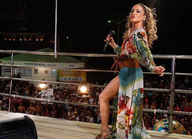 Claudia Leitte (Foto: Ricardo Cardoso)