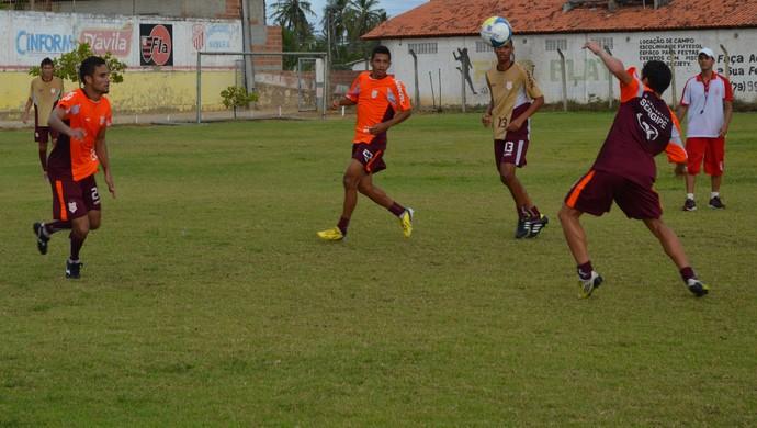 Sergipe vai enfrentar o Vitória novamente (Foto: Felipe Martins/GLOBOESPORTE.COM)