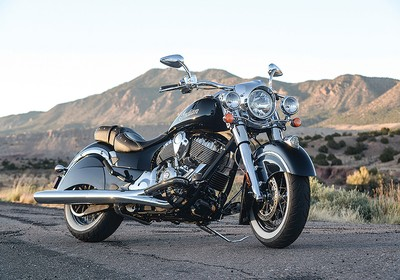 Indian Scout Classic Black (Foto: Indian)