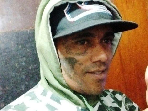 Homem foi morto após troca de tiros em Santos (Foto: Arquivo Pessoal)