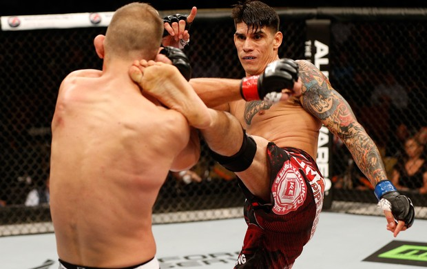 UFC: Luke Barnatt x Roger Narvaez (Foto: Getty Images)