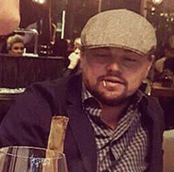"""Leo di Caprio no restaurante do """"Salt Bae"""" (Foto: Reprodução/Instagram)"""