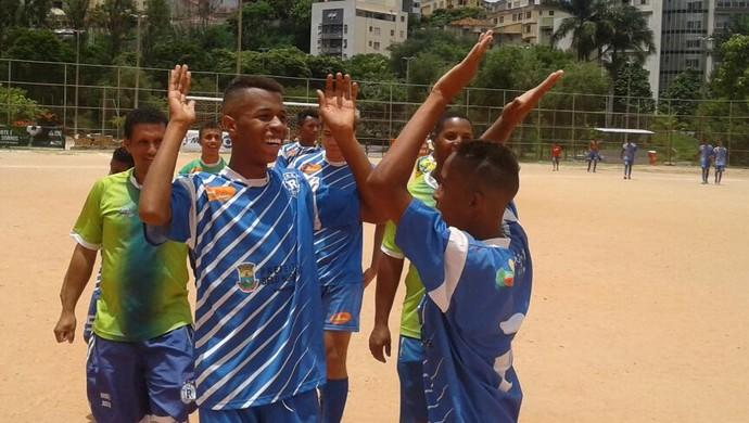 f9cdeac110419 Equipe do Complexo Tiradentes comemora mais uma vitória na Taça das Favelas  Minas (Foto